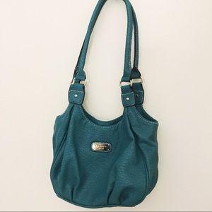 Rosetti Turquoise Handbag
